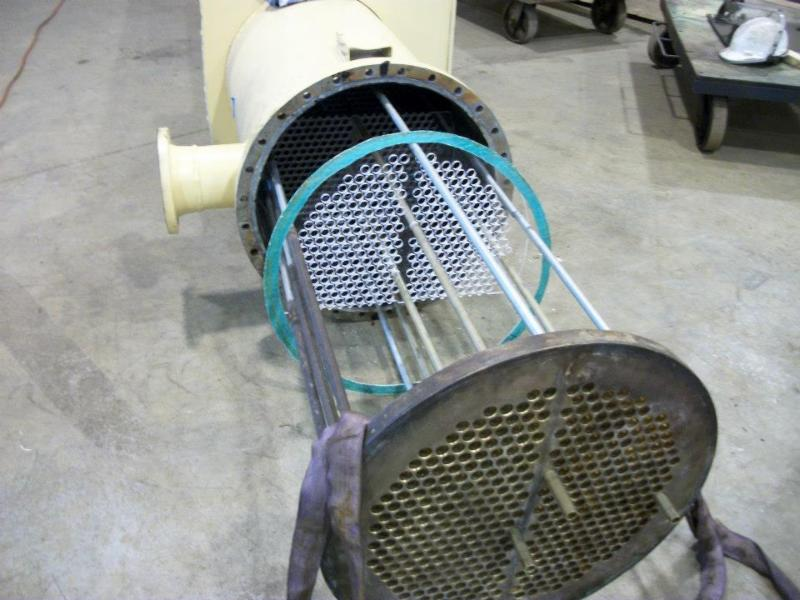Tube Frame in Shell